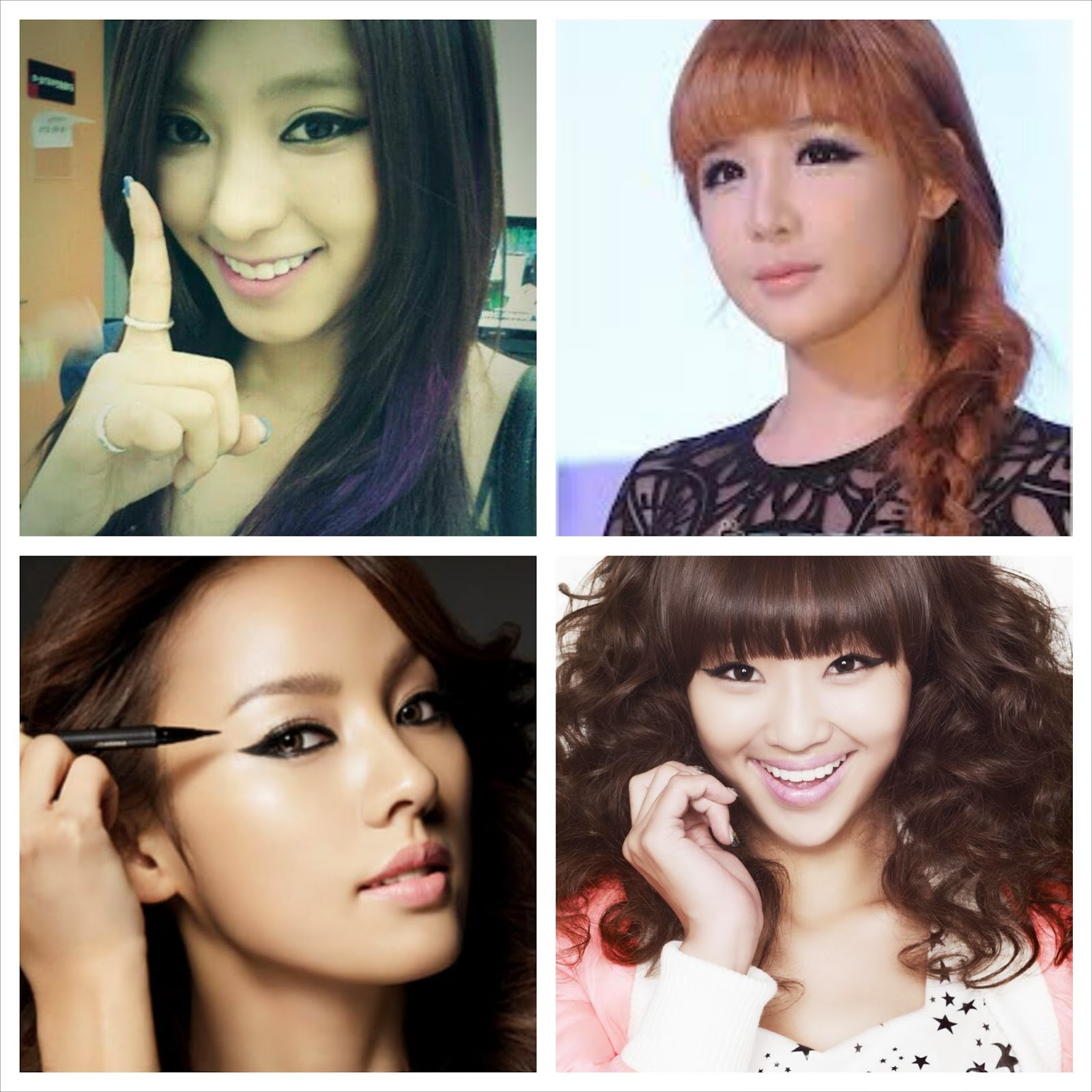 how do kpop stars do their makeup