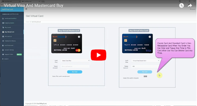 virtual visa card instant - Virtual Visa Card Instant