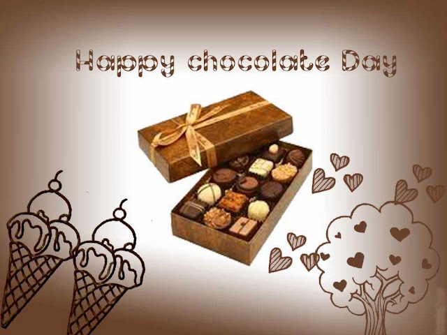 Happy Chocolate Day HD Images