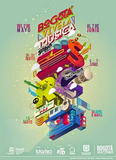 Bogotá vive la Música 2015