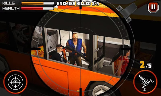 gangster escape shooter 3d hile apk indir