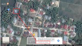 Cara Mengisi Titik Peta koordinat Siswa Pada Dapodik 2019