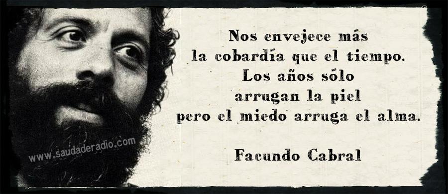 Facundo Cabral No Soy De Aquí Ni Soy De Allá