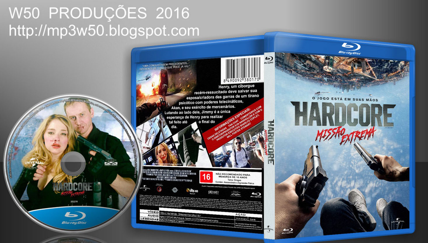 w50 produ es cds dvds blu ray hardcore miss o extrema blu ray lan amento 2016. Black Bedroom Furniture Sets. Home Design Ideas
