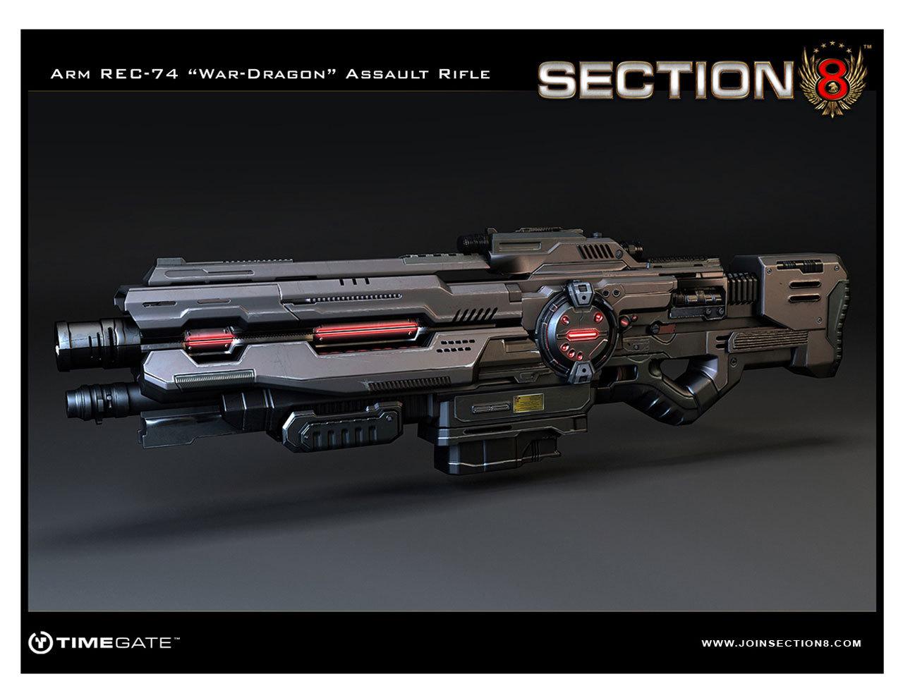 Futuristic Guns futuri...