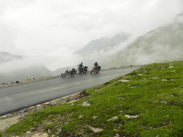 Rohtang Pass, Leh-Manali Highway
