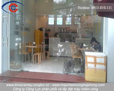 Hình ảnh cửa hàng.
