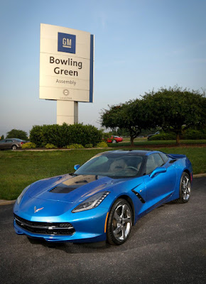 General Motors Will Stop Production Corvette To Upgrade The Factory