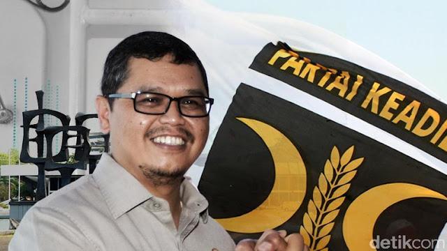 Breaking News - Anggota DPR PKS yang Terima Uang Panas dari ASENG Dijatuhi Hukuman 10 Tahun Penjara