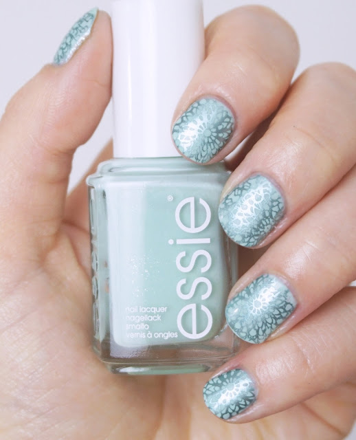 Essie - Fashion Playground Stamping Born Pretty Nails, Jelly Stamper