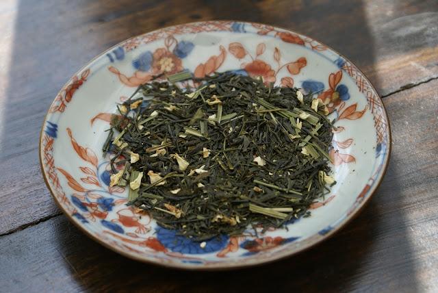 thé aromatisé japonais