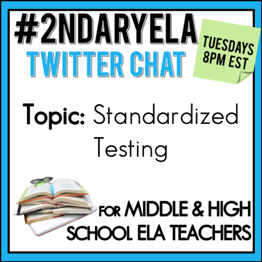 #2ndaryELA Twitter Chat on Tuesday 2/26 Topic: Designing A Survey Course