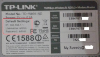 Cara Merubah Password Wifi Telkom Speedy