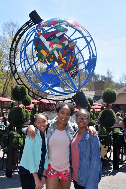 Dollywood with teen daughters