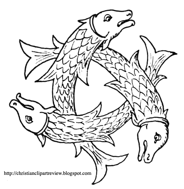The Trinity Fish Symbols Christian Clip Art Review