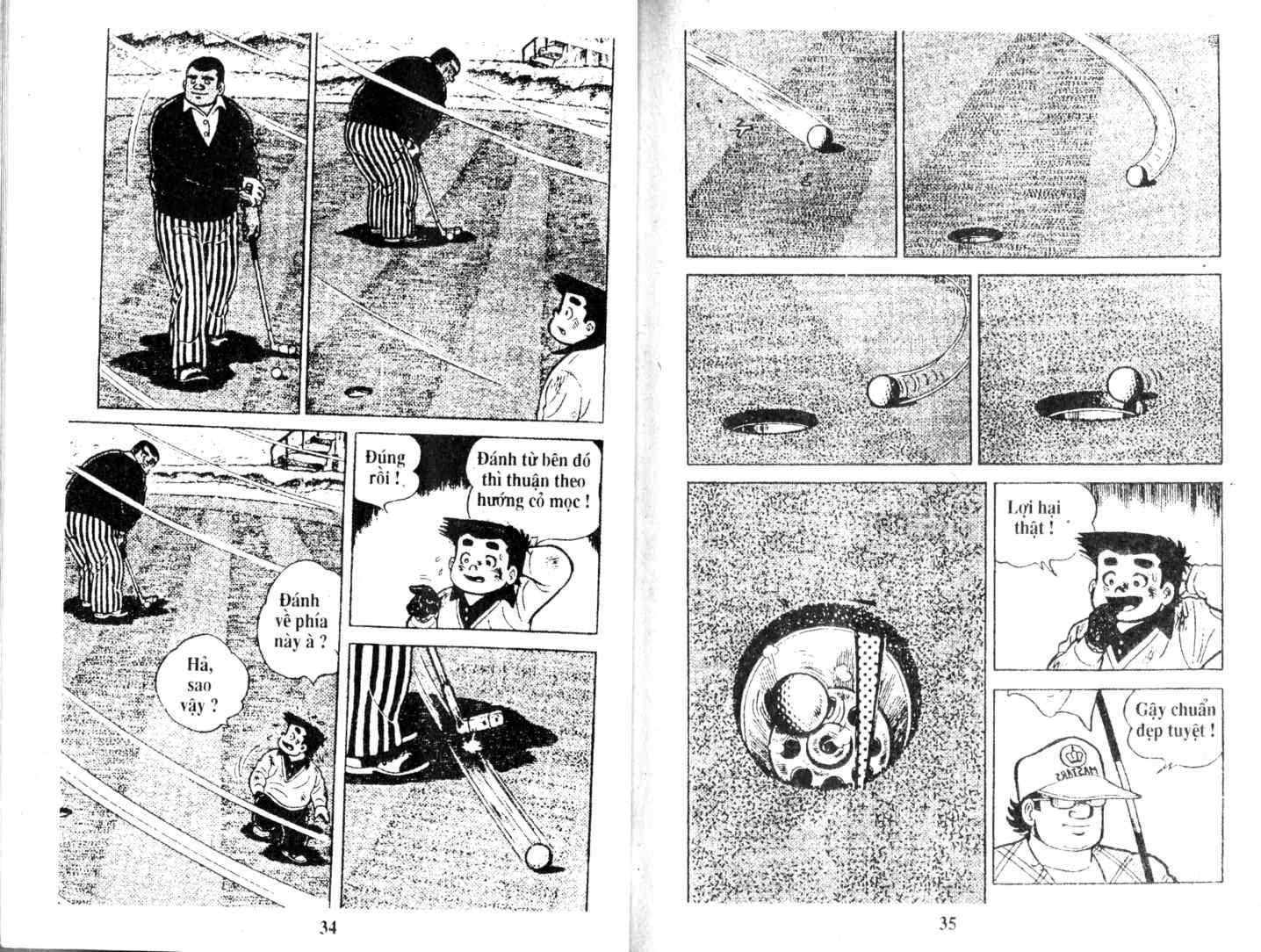 Ashita Tenki ni Naare chapter 17 trang 15