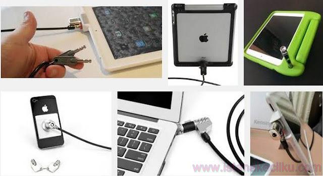 Security Casing Untuk Smartphone atau Tablet