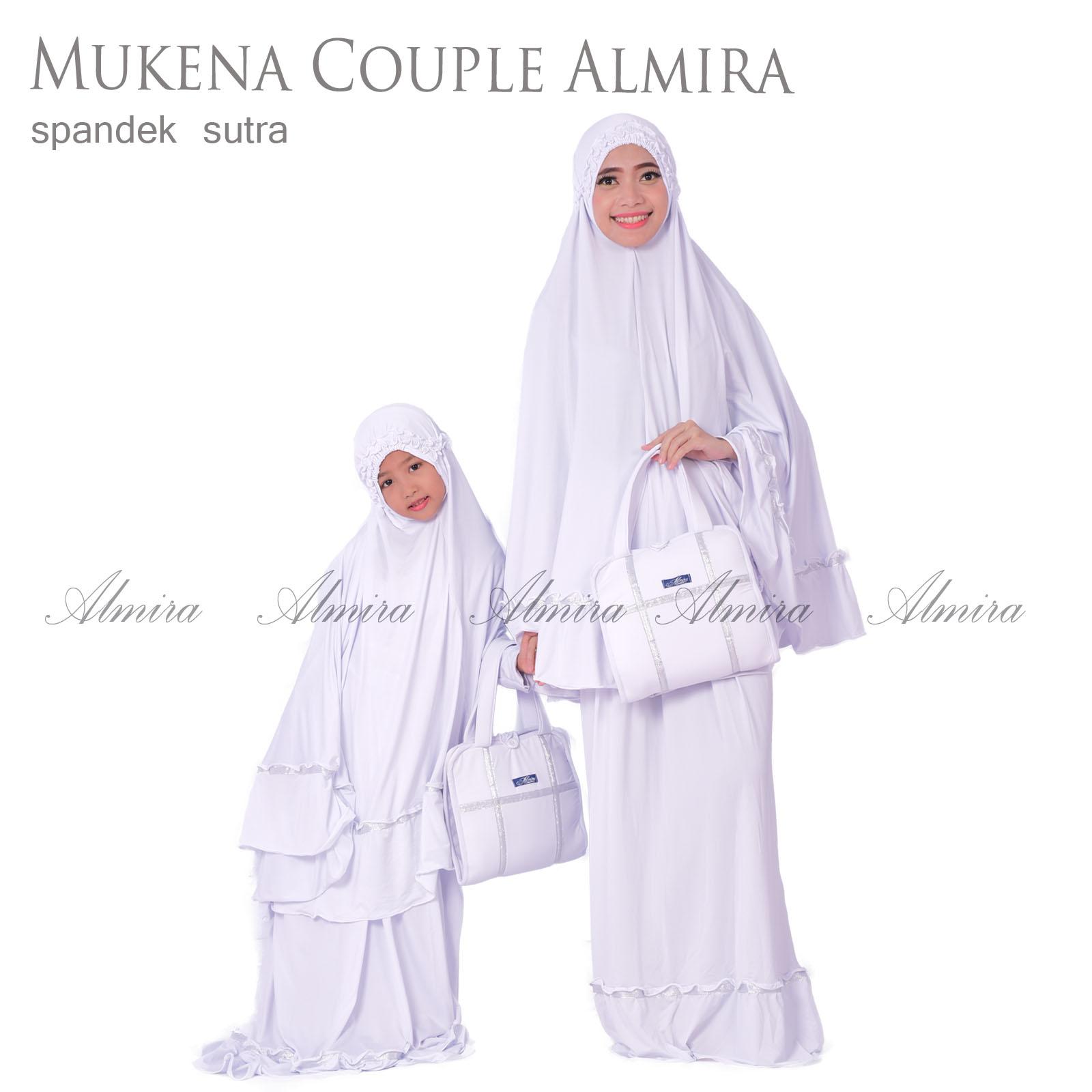 Ukhuwah Mukena Anak Putih Update Daftar Harga Terbaru Indonesia Bordir Homemade Hafsyah Katun Malika Couple Biru Terlengkap Source Kemko 2018