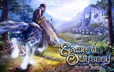Game Petualangan Android Offline 3D Sacred Odyssey APK MOD