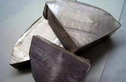 الليثيوم  اخف المعادن وزنا