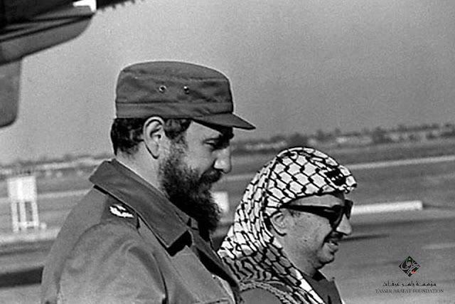 Arafat e Fidel - foto 2