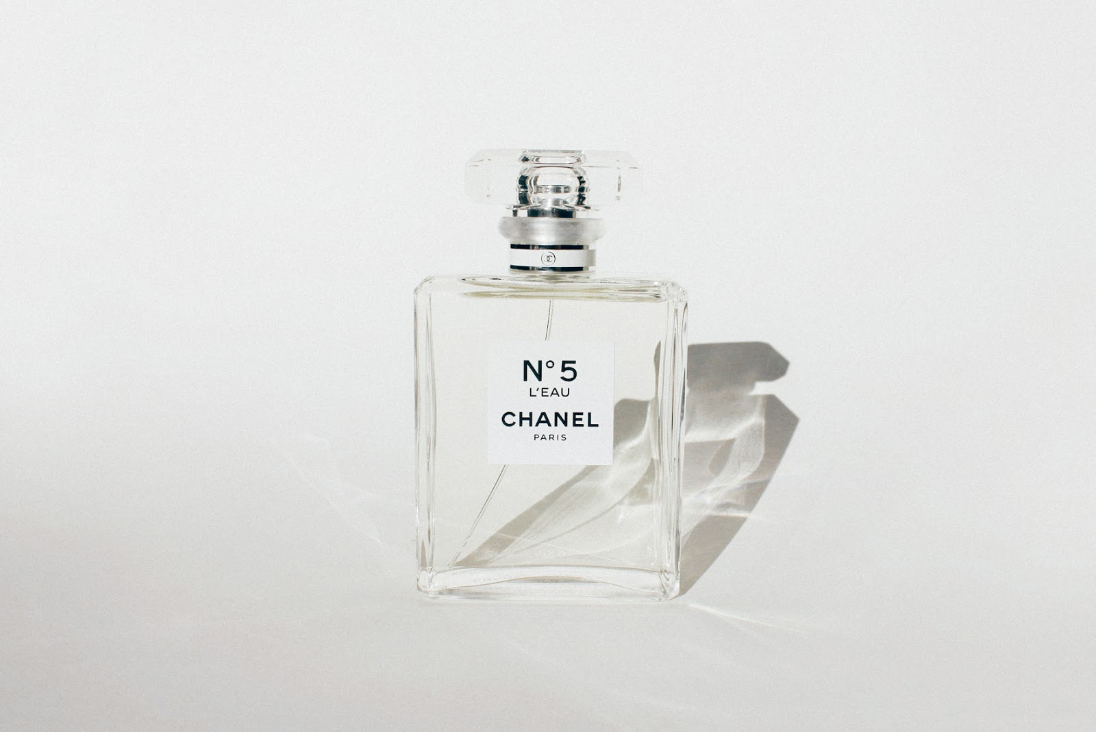 Chanel L'Eau | via Russh | Allegory of Vanity
