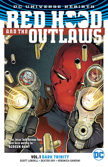red hood and the outlaws rebirth
