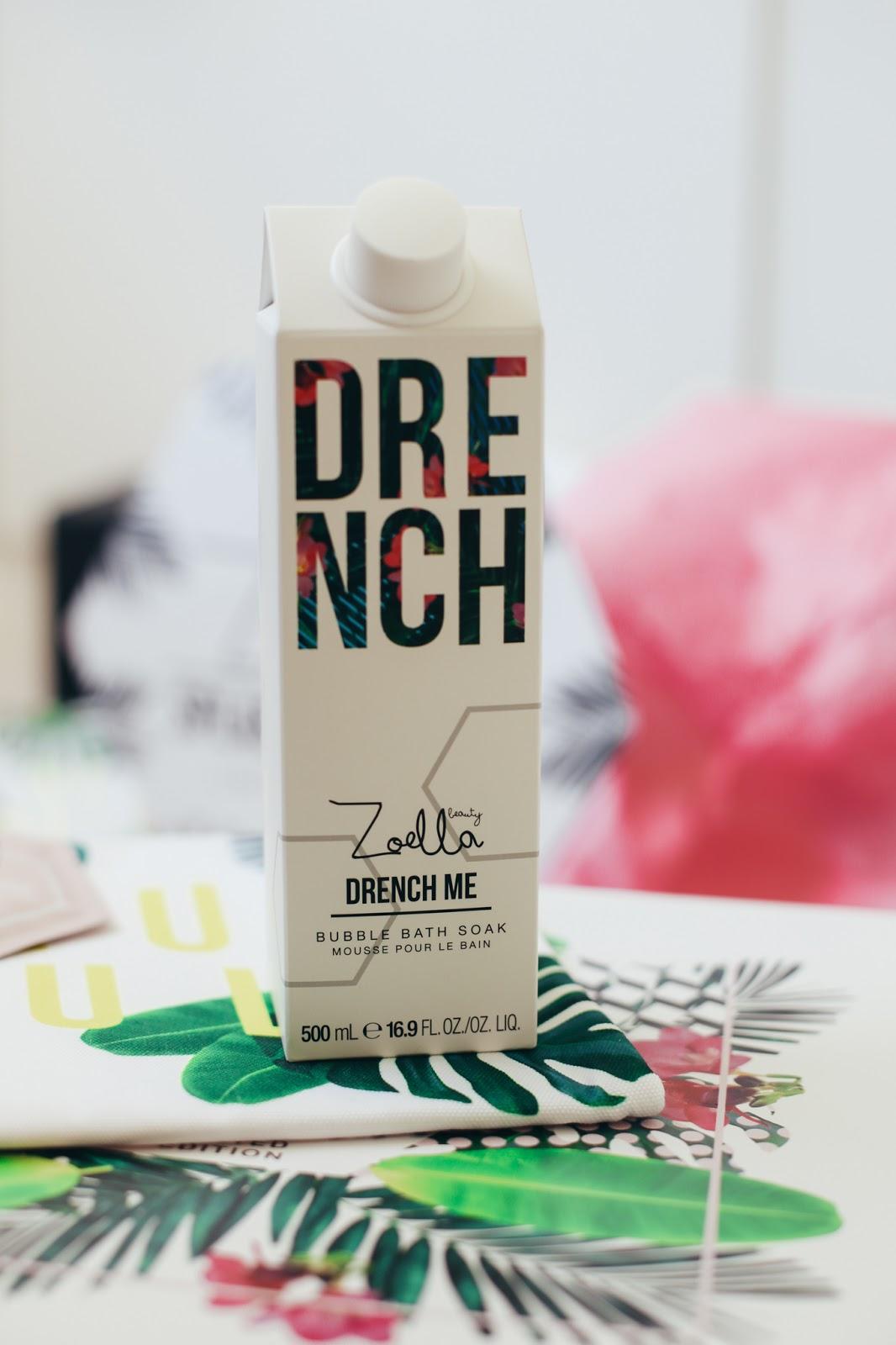 Zoella Drench Me Bath Soak