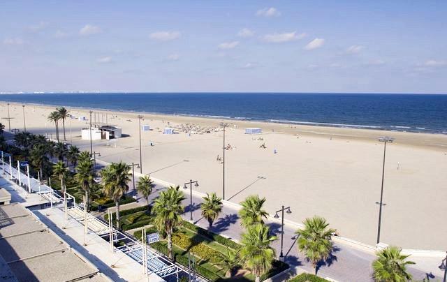 Beach, Valencia