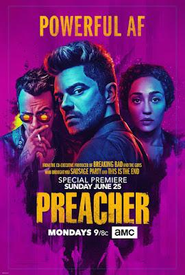 Preacher Season 2 Teaser One Sheet Television Poster