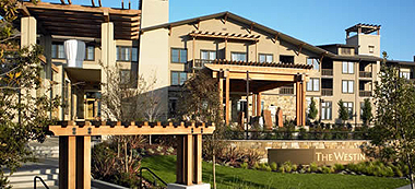 Travel Review - Napa Valley - Westin Hotel Napa / www.delightfulrepast.com