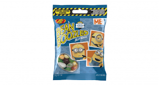 Jelly Belly Bean Boozled Despicable Me Jelly Beans