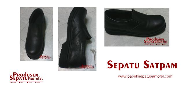 Grosir Sepatu Satpam Murah