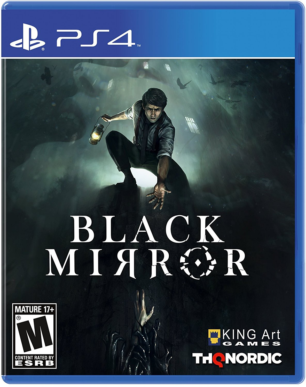 New Games BLACK MIRROR PC PS4 Xbox One  The