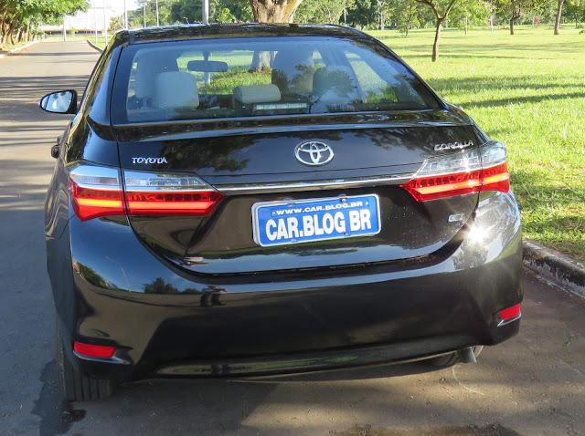 Corolla GLi 2019