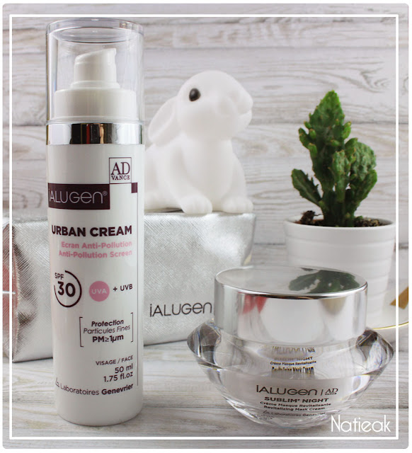Urban cream et Sublim'night  de Ialugen