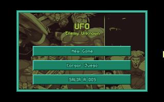 UFO Enemigo desconocido