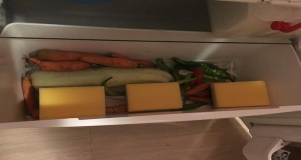 iata de ce este bine sa pui bureti in frigider