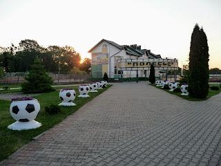 Лунинец Стадион «Полесье»