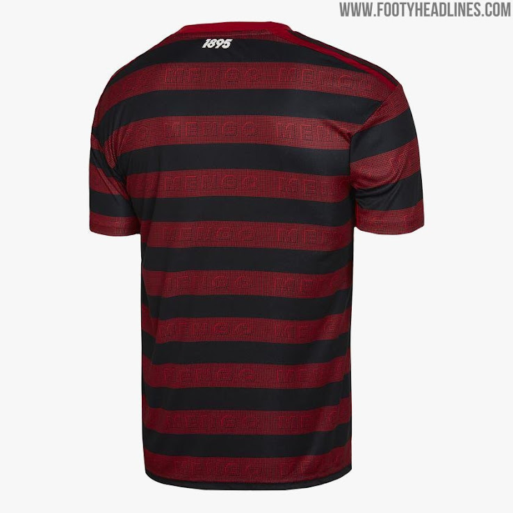 c990a7aa5 Adidas Flamengo 2019-20 Home Kit Revealed - Footy Headlines