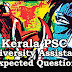 Kerala PSC Model Questions for University Assistant - 80