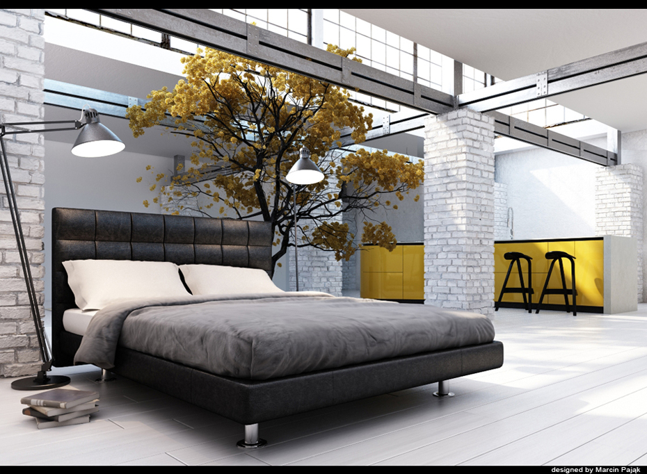 yellow-accent-room