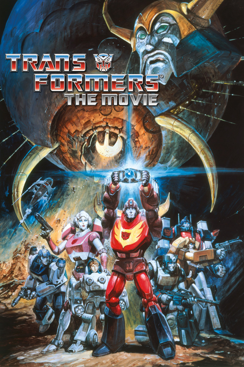 Transformers The Movie 1986