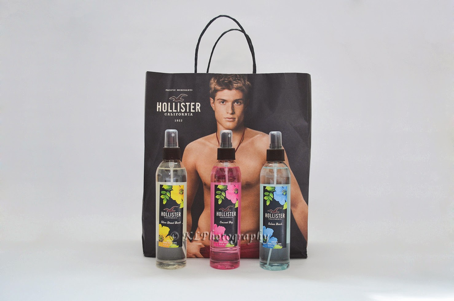 Hollister Body Mist
