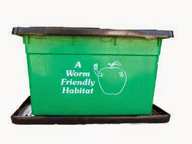 How to worm compost