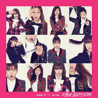 Apink – Pink Blossom Albümü