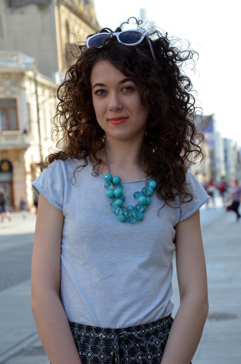 zakreecona, kręcone włosy, Łódź, Piotrkowska, Fashion, blogerka,