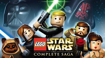 LEGO Star wars: The complete saga Mod Apk + Data Download