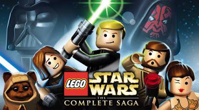 LEGO Star wars: The complete saga Mod Apk + Data Download