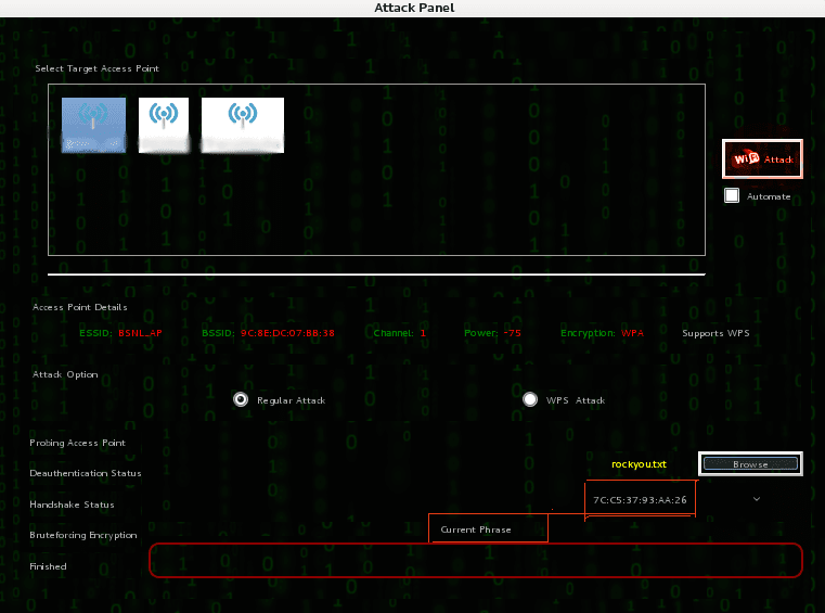 Fern Wifi Cracker | Hacking WiFi Networks Using Fern Wifi